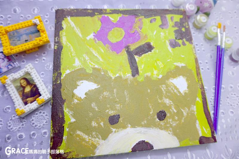 宜蘭新景點-畫框博物館-兒童版藝術史-美育學習-油畫如何辨識-顛倒畫框-IG打卡紀念照地點-雨天怎麼玩-數字油畫-5種DIY-手指動一動-grace媽媽 (29).jpg