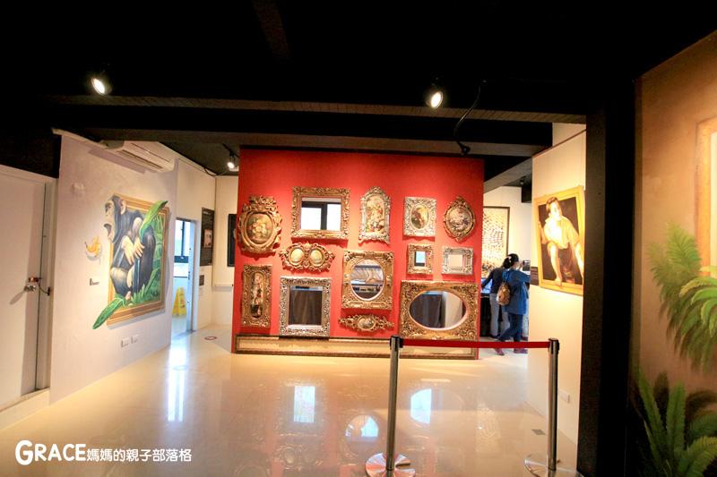 宜蘭新景點-畫框博物館-兒童版藝術史-美育學習-油畫如何辨識-顛倒畫框-IG打卡紀念照地點-雨天怎麼玩-數字油畫-5種DIY-手指動一動-grace媽媽 (44).jpg