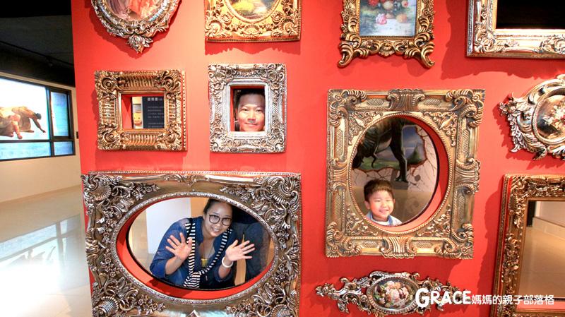 宜蘭新景點-畫框博物館-兒童版藝術史-美育學習-油畫如何辨識-顛倒畫框-IG打卡紀念照地點-雨天怎麼玩-數字油畫-5種DIY-手指動一動-grace媽媽 (45).jpg