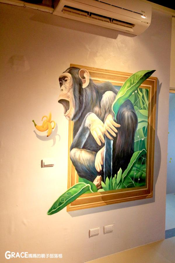 宜蘭新景點-畫框博物館-兒童版藝術史-美育學習-油畫如何辨識-顛倒畫框-IG打卡紀念照地點-雨天怎麼玩-數字油畫-5種DIY-手指動一動-grace媽媽 (57).jpg