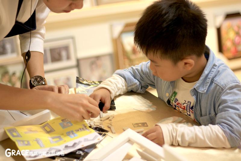 宜蘭新景點-畫框博物館-兒童版藝術史-美育學習-油畫如何辨識-顛倒畫框-IG打卡紀念照地點-雨天怎麼玩-數字油畫-5種DIY-手指動一動-grace媽媽 (61).jpg