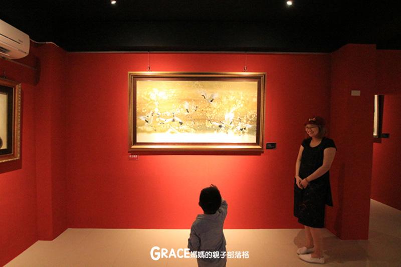 宜蘭新景點-畫框博物館-兒童版藝術史-美育學習-油畫如何辨識-顛倒畫框-IG打卡紀念照地點-雨天怎麼玩-數字油畫-5種DIY-手指動一動-grace媽媽 (70).jpg
