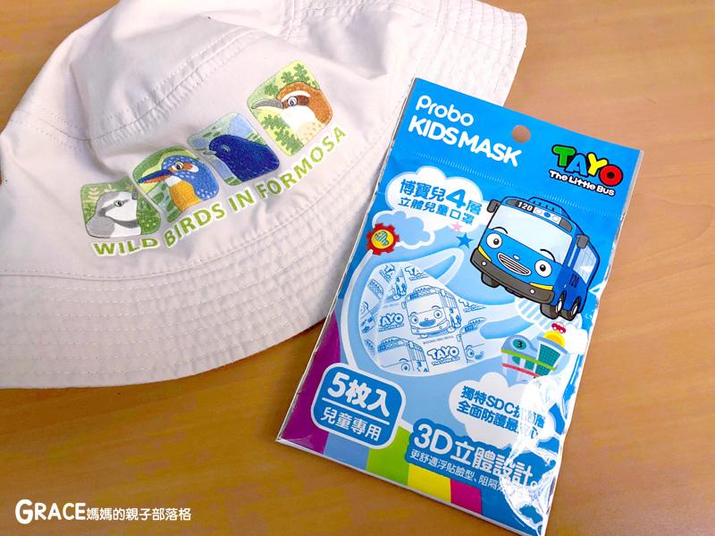 快潔適TAYO系列-不織布一次性的4層防護口罩-5到10歲使用-品質很好-質地細緻-騎機車必備品-grace媽媽 (11).jpg