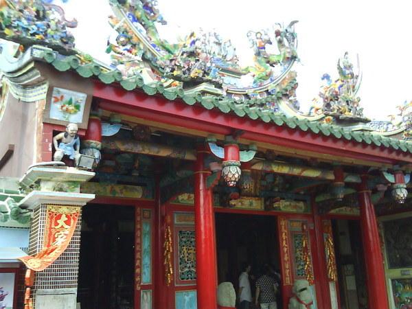 台南的某間廟