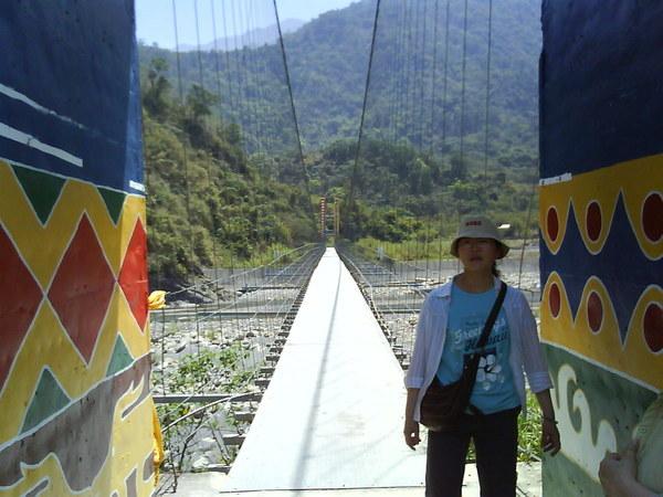 媽媽&吊橋