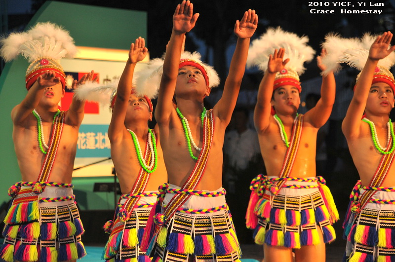 宜蘭童玩節~2010表演團隊~花蓮北埔國小