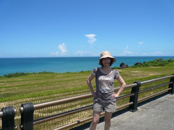 台灣旅遊~綠島~我是葛瑞絲