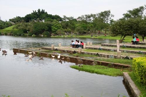 宜蘭旅遊~羅東運動公園