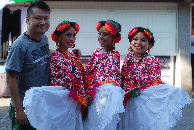 2011YICF宜蘭童玩節~墨西哥~我是羅東民宿葛瑞絲~