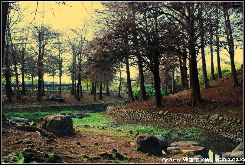 2012.02.10.羅東運動公園~葛瑞絲