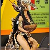 2011YICF YILAN宜蘭國際童玩節~秘魯PERU~印加千年音樂與舞蹈團