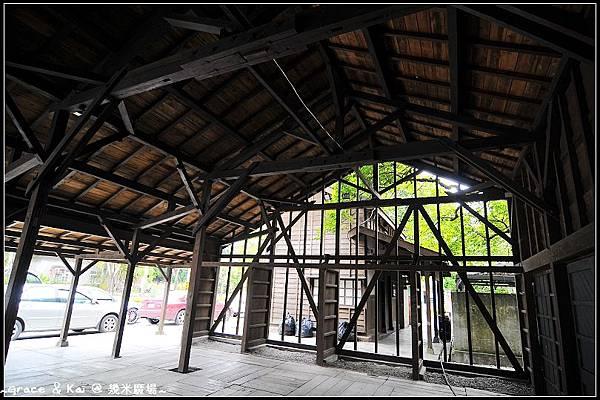 宜蘭火車站~幾米廣場~旁邊老房子區~葛瑞絲~