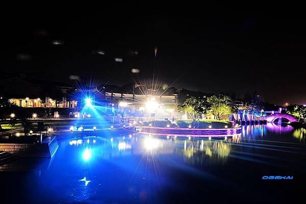 傳統藝術中心~2013.傳藝66夜~宜蘭民宿葛瑞絲~