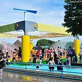 2013宜蘭童玩節~冬山河親水公園的水域~我是宜蘭民宿小管家葛瑞絲