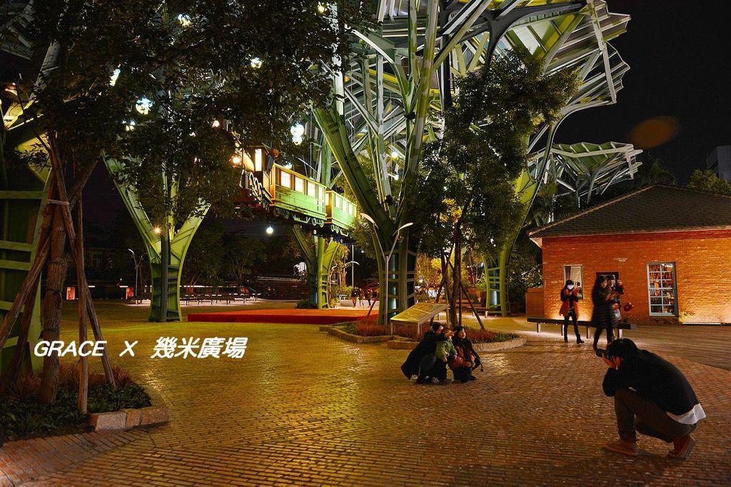 宜蘭火車站~幾米主題公園\幾米廣場\宜蘭行口\丟丟噹森林\宜蘭民宿小管家葛瑞絲~