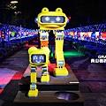 2014員山機器人燈會~宜蘭旅遊羅東民宿葛瑞絲~
