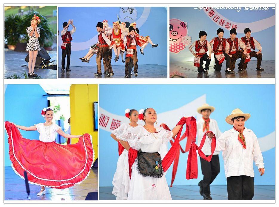 2014 Yicf,Yilan.宜蘭童玩節~宜蘭民宿 葛瑞絲~