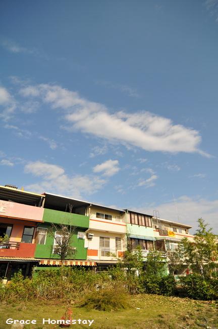 宜蘭民宿葛瑞絲羅東運動公園裡的民宿