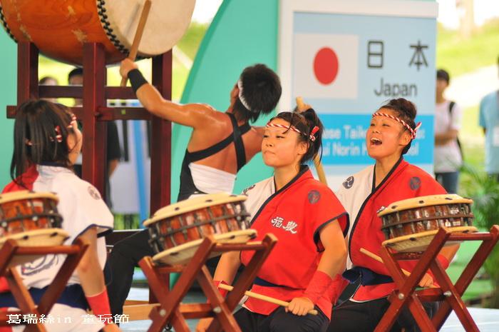 2010宜蘭國際童玩節~日本福井~宜蘭冬山河親水公園