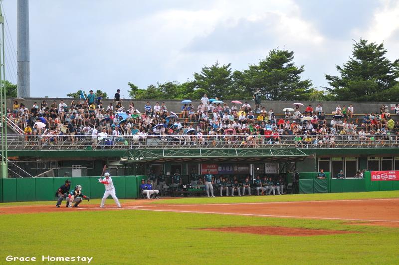 羅東運動公園棒球場~中華職棒賽