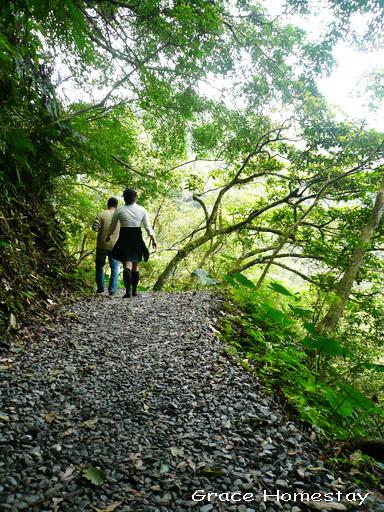 宜蘭旅遊~林美石磐步道
