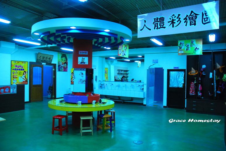 蜡藝觀光工廠宜蘭民宿