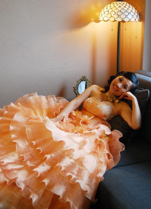 羅東葛瑞絲民宿的新娘子