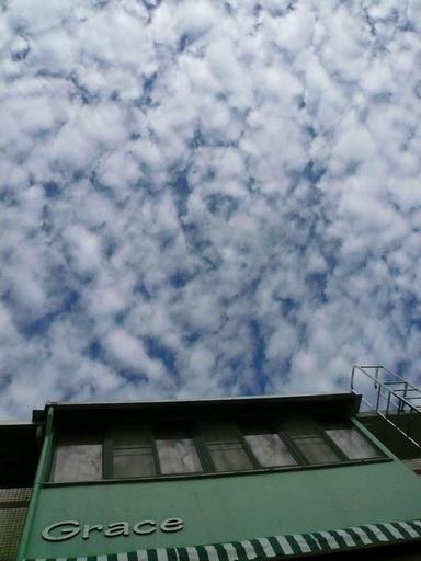 羅東民宿葛瑞絲~這是什麼雲