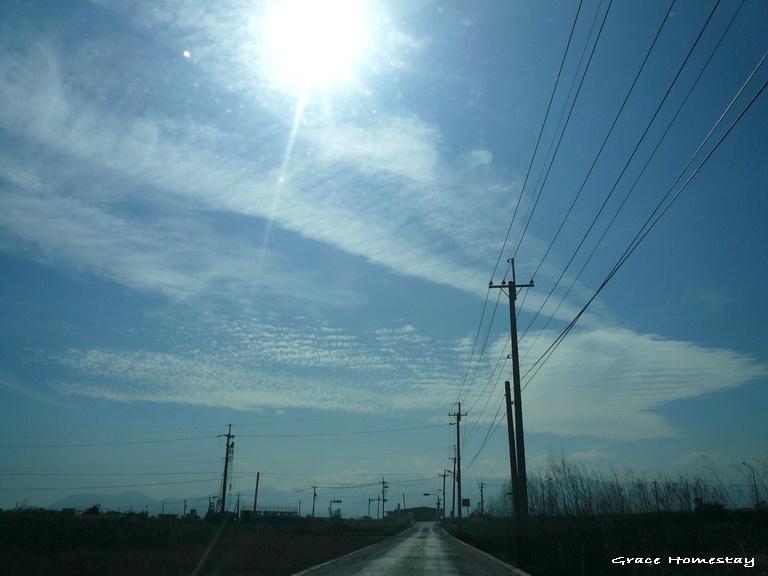 這是地震雲嗎