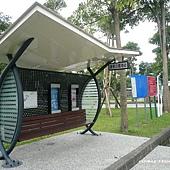 羅東免費公車在葛瑞絲~皇家公園海站