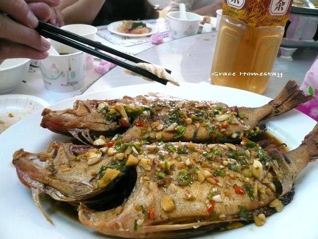 宜蘭民宿葛瑞絲~阿國海鮮餐廳