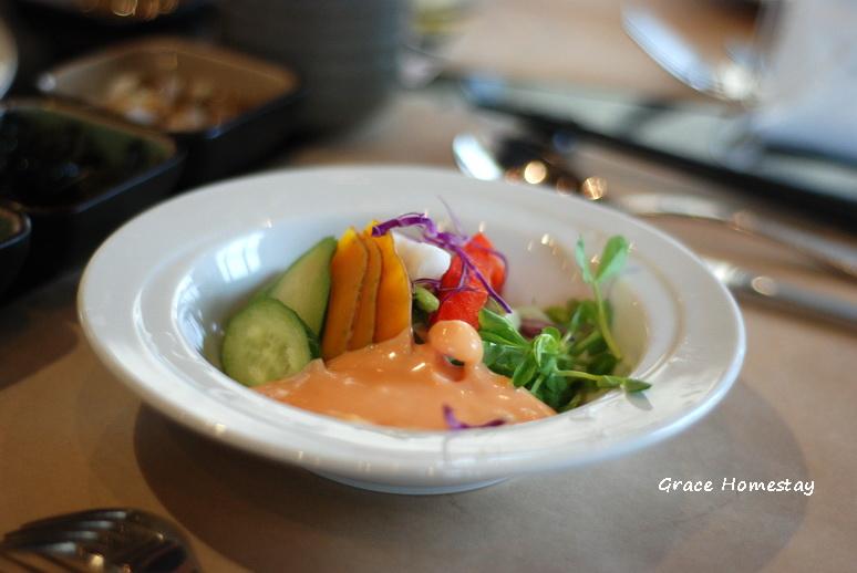 宜蘭羅東美食~饗宴互動式鐵板燒~就在葛瑞絲家附近喔~