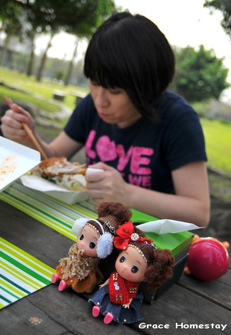 宜蘭民宿葛瑞絲在羅東運動公園