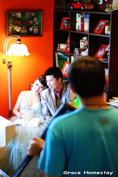葛瑞絲的新娘~