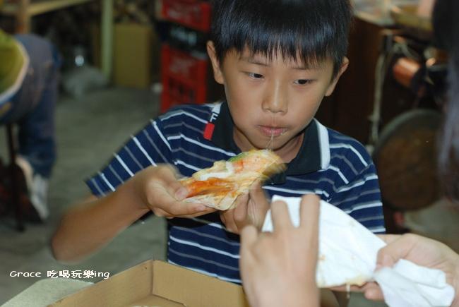 羅東美食安平窯烤PIZZA