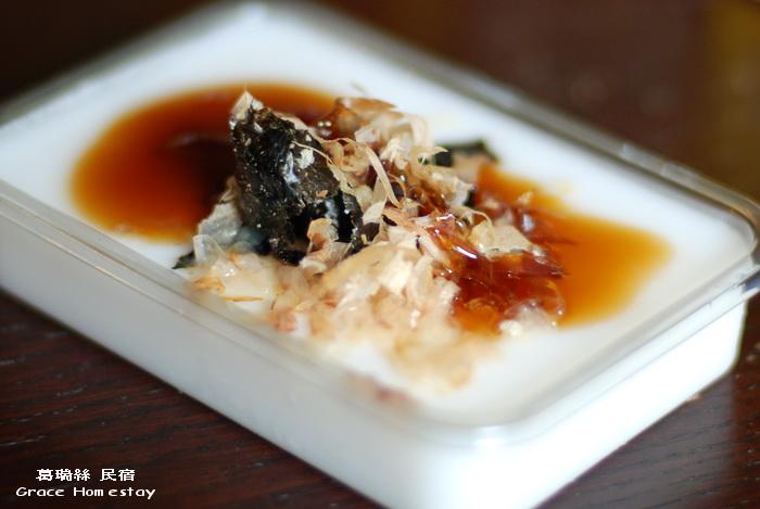 羅東好吃的手工日式冷豆腐
