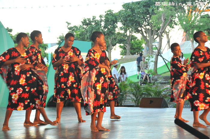 2010宜蘭童玩節~斐濟