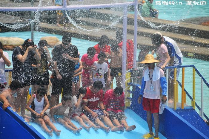 2010宜蘭童玩節在冬山河親水公園