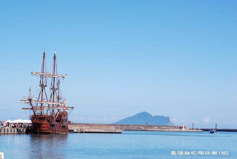 2010.09.21西班牙古船~安達魯西亞~在頭城烏石港~