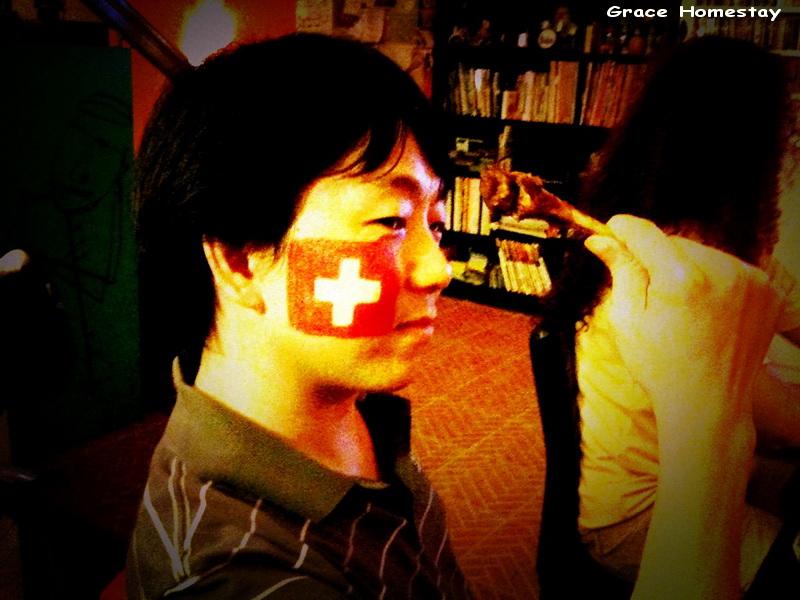 2010FIFA ~葛瑞絲家的世足趴