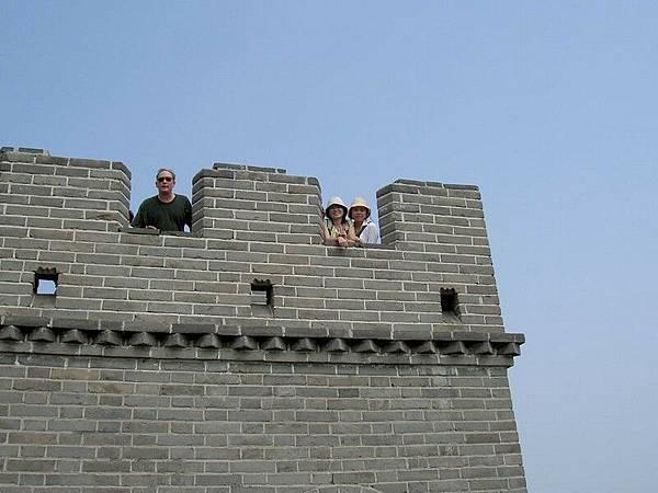 24-居庸關最高點的烽火台