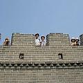 25-居庸關最高點的烽火台