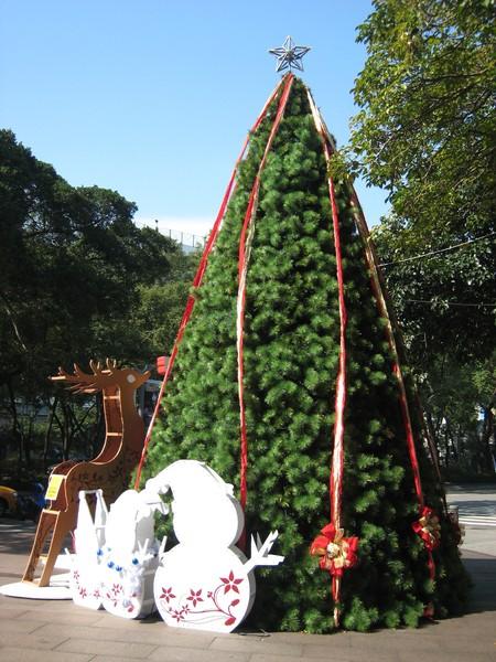 新光聖誕樹