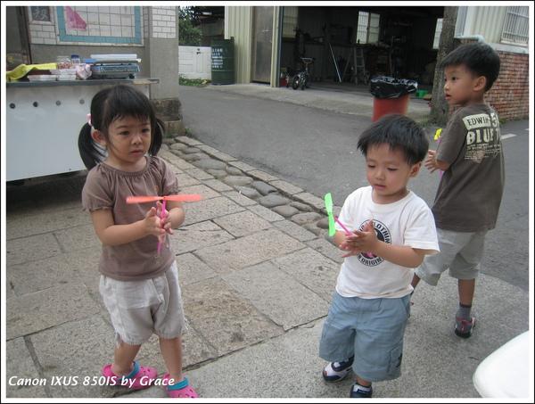 龍潭三坑老街