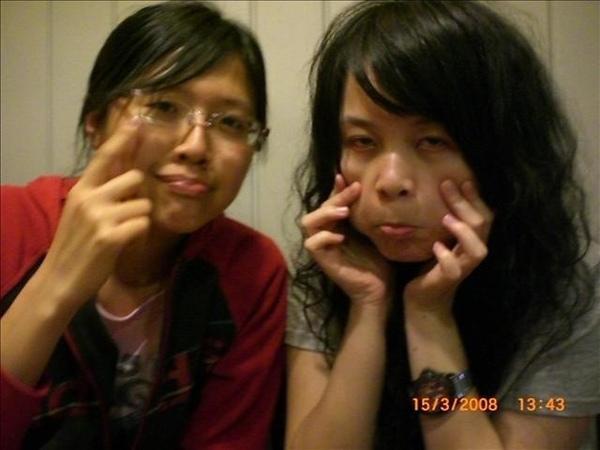 小娟你那根本不是鬼臉