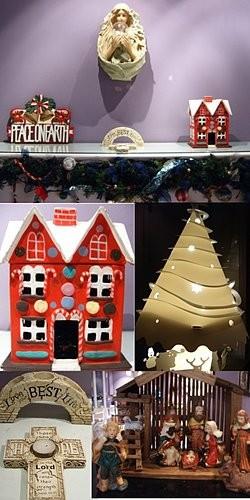 061225店裡有著濃濃ㄉ耶誕氣氛