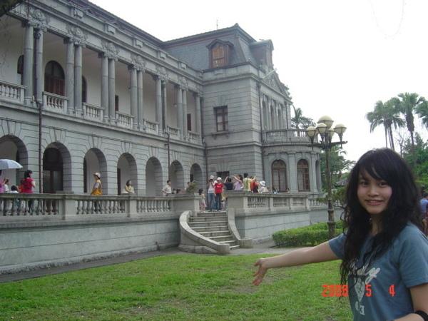 走過百年歲月的台北賓館