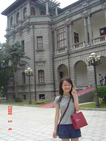 與東南亞的歐美殖民城市的官方建築相似