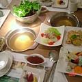 080125尾牙聚餐-食草植物鍋
