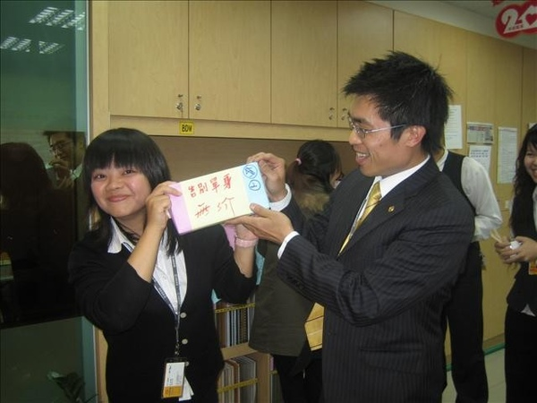 唐宇學長拿到林嘎嘎的禮物,是溫泉券
